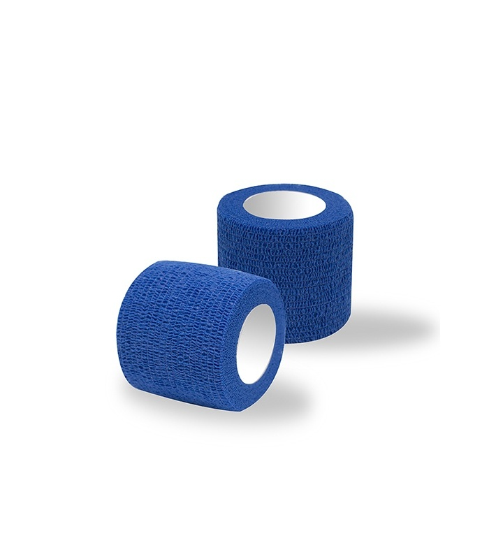 Ljepljivi zavoj plavi 5 cm bontech
