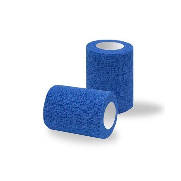 Ljepljivi zavoj plavi 7,5 cm bontech