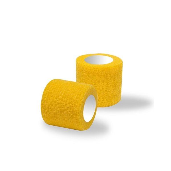 Ljepljivi zavoj žuti 5 cm
